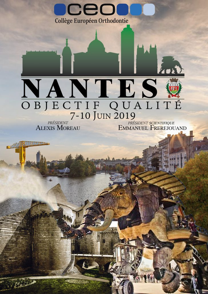 nantes ceo orthodontie france