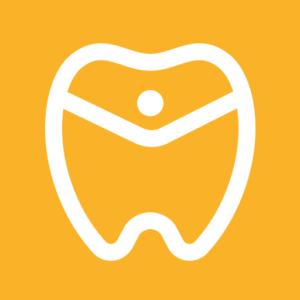 logo dentapoche orange grand format